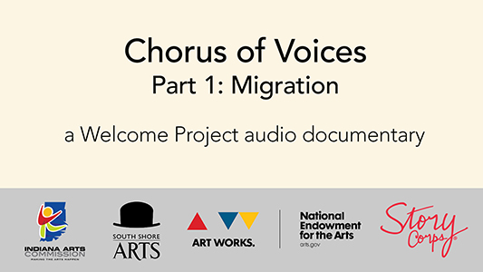 audio documentary migration chorus