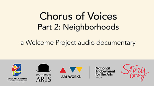 audio documentary neighborhood chorus