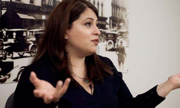 historian Nicole Martinez-LeGrand thumbnail