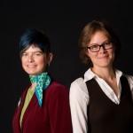 Co-Directors Allison Schuette and Liz Wuerffel